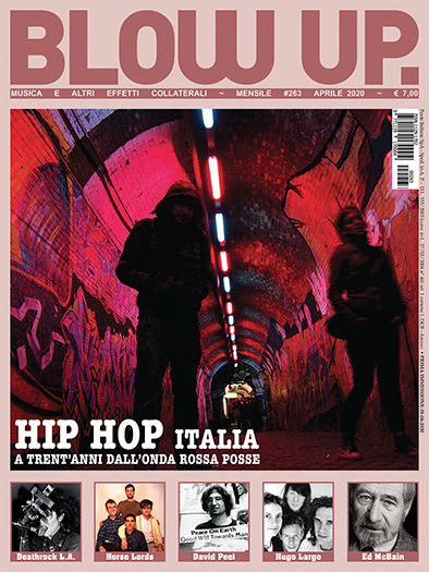 SFIM reviewed in Blow-Up by Roberto Calabrò